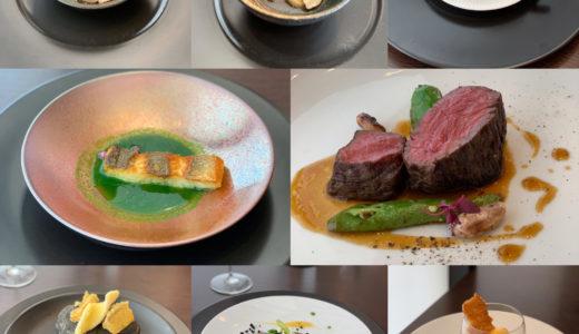 新鮮野菜と彩り豊かなお料理が楽しめる創作フレンチのお店 Les trois couleurs