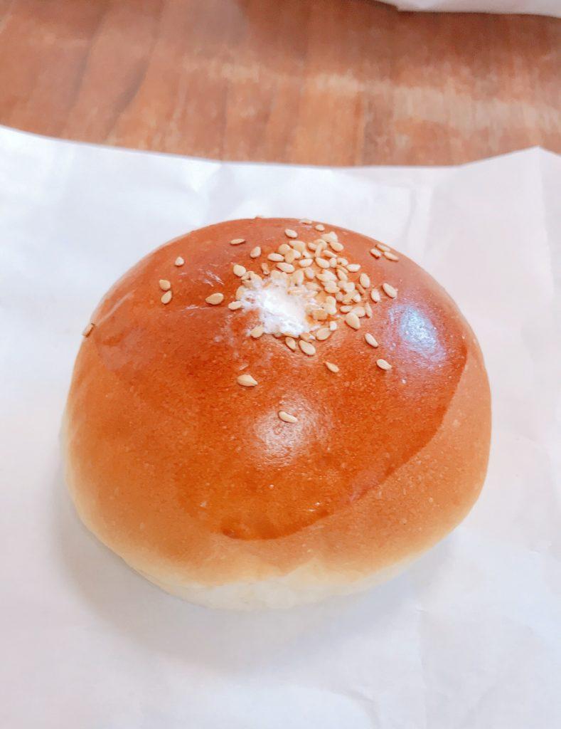 生クリームあんパンの画像