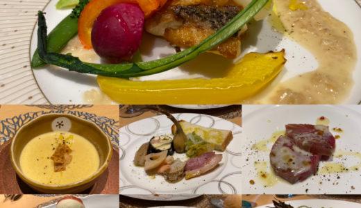 ランチに飲み放題が出来る美味しいフレンチのお店 La cuisine de TAKUMI