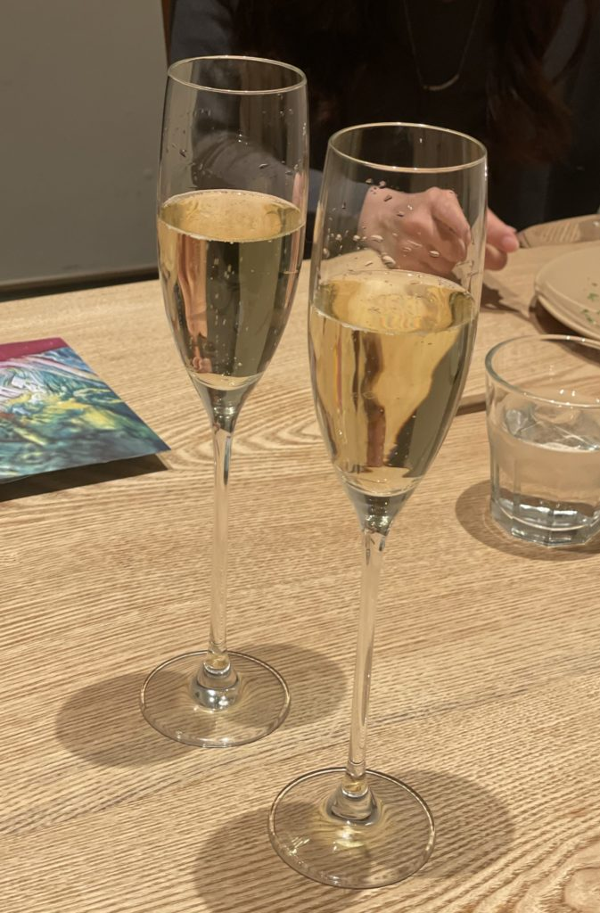 シャンパンの画像