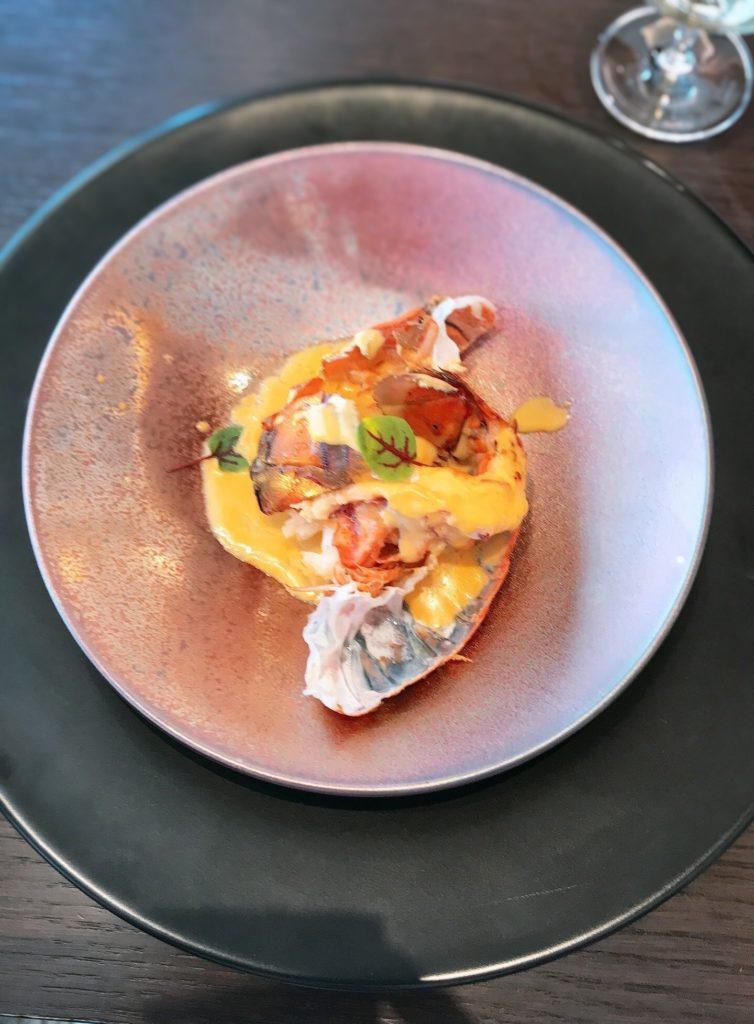 伊勢海老料理の画像