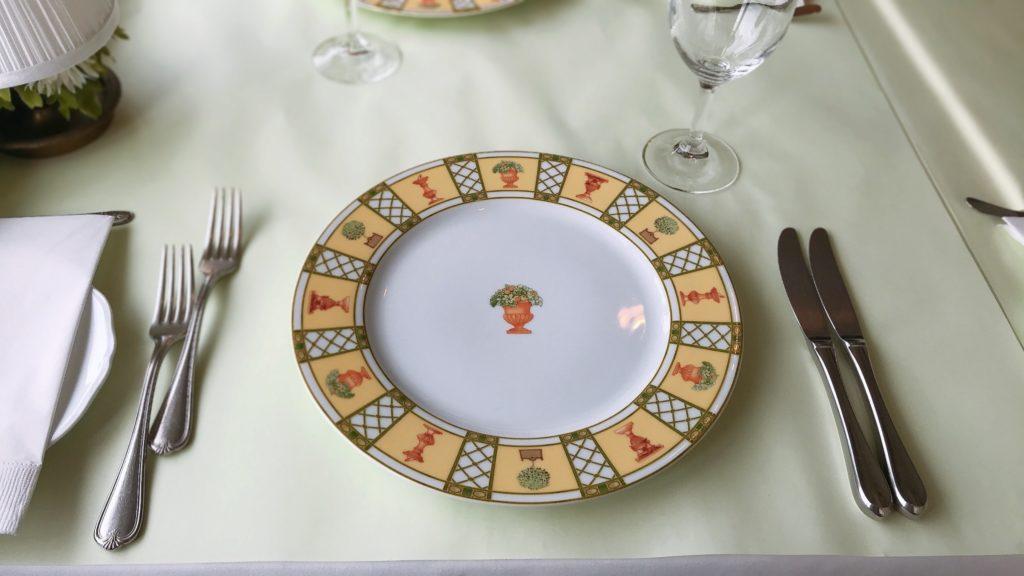 テーブルセットの画像