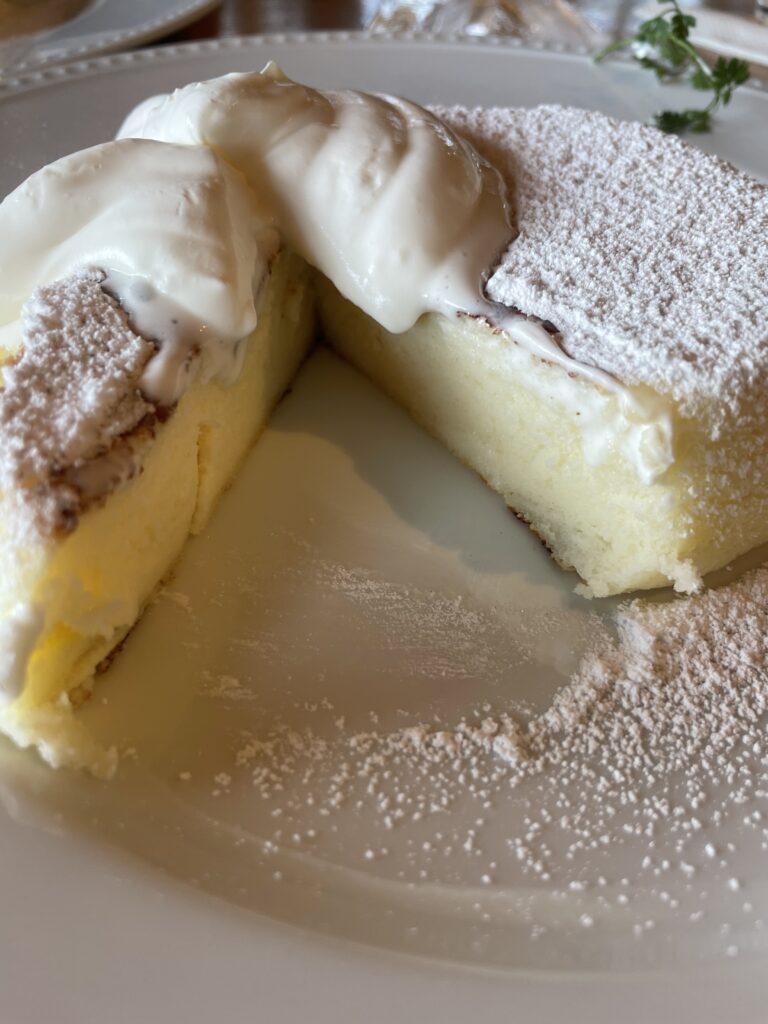 パンケーキの画像