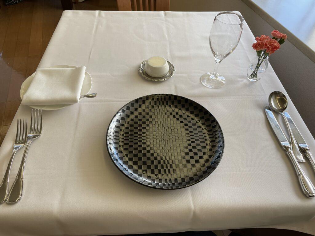 テーブルの画像