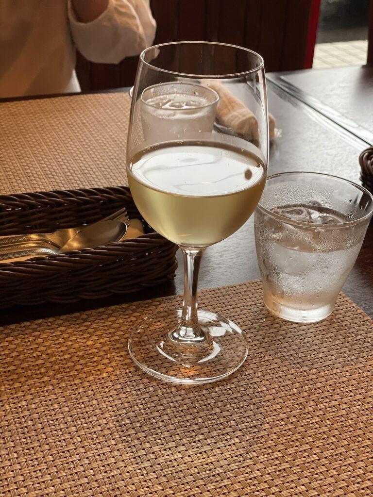 白ワインの画像