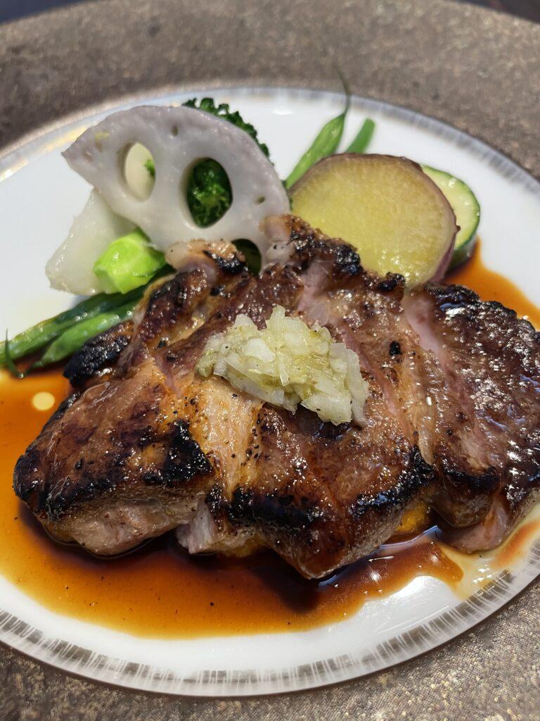 肉料理の画像