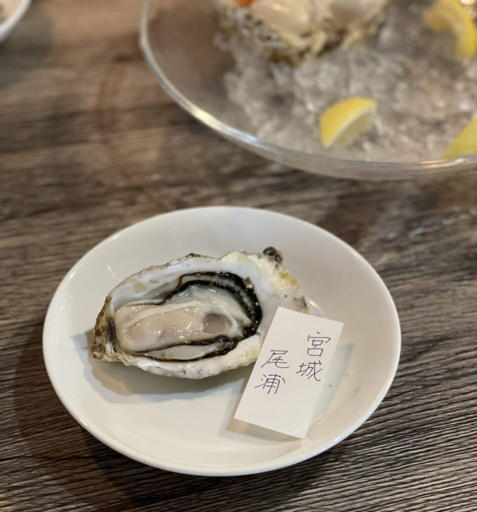 牡蠣の画像
